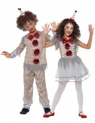 Kostume Par Vintage Klovne til børn