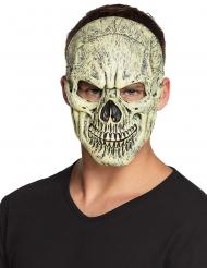 Kranie skelet maske