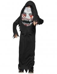Skræmmende væsen kostume til børn