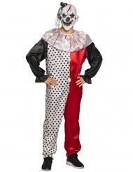 Psykoklovne kostume til voksne