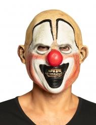 Seriemorder klovne maske til voksne