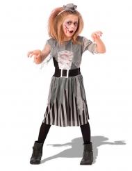 Zombie kostume pirat til piger