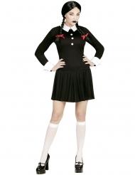 Gotisk skolepige kostume til kvinder