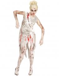 Zombie kostume Miss World til kvinder