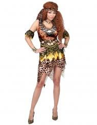 Voodoo stamme kostume til kvinder
