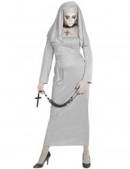 Spøgelse nonnekostume til kvinder