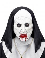 Nonne maske med hætte til voksne