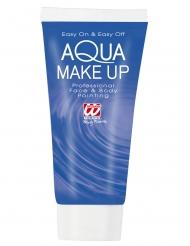 Vandfarve sminke blå 30 ml