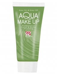 Vand farve sminke grøn 30 ml