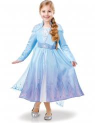 Elsa Luksus kostume Frost 2™ pige