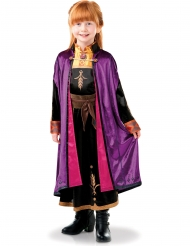 Luksus Anna kostume Frost 2™ pige