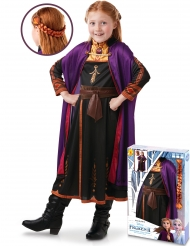 Boks med kostume og Fletning Anna Frost 2™ pige