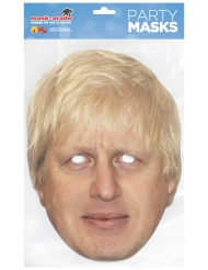 Boris Johnson kartonmaske