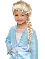 Luksus paryk Elsa Frost 2™ til piger