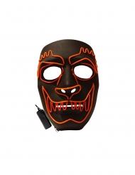 LED maske varulv til voksne
