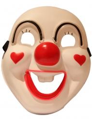 LED maske sjov klovn til voksne