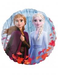 Ballon aluminium rundt Frozen 2™ 43 cm