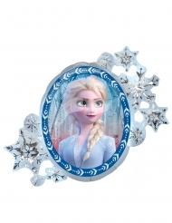 Aluminium ballon Elsa & Anna Frost 2™ 76 x 66 cm
