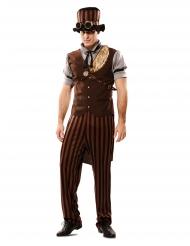 Steampunk kostume - mand