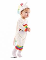 Heldragt enhjørning kostume baby