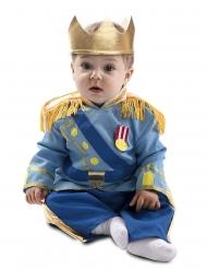 Lille prins kostume blå - baby