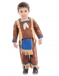 Lille indianer kostume - baby