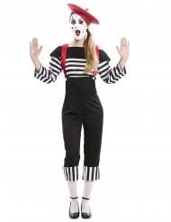 Mimer kostume med bukser - kvinde