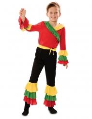 Rumba danser kostume - dreng