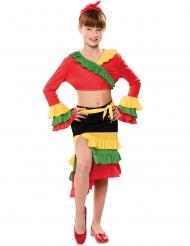 Rumba danser kostume - pige
