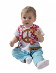 Lille hippie kostume - baby