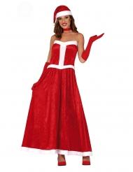 Julemandens kone kjole
