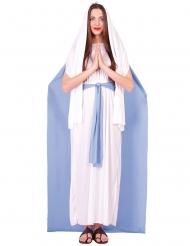 Jomfru maria med kappe - kvinde