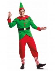 Julealf kostume mand