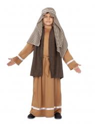 Josef kostume brun til barn