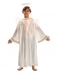 Engle kostume hvid barn