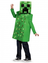 Klassisk Creeper Minecraft™ kostume - barn