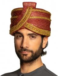 Sultan hat med palietter - voksen