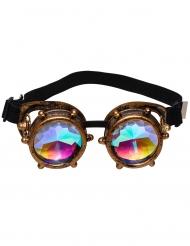 Prisme briller Steampunk - voksen