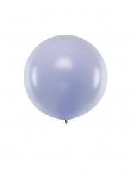 Kæmpe latex ballon 1m - Lilla