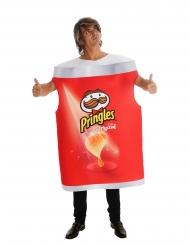 Pringles™ chips kostume voksen