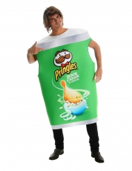 Pringles™ sour cream & onion chips kostume voksen