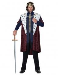 Eventyr konge kostume - mand