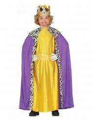 Vis mand kostume gul - barn
