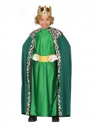 Vis mand kostume grøn - barn