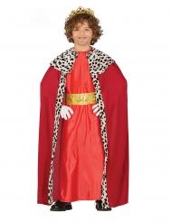 Vis mand kostume rød - barn