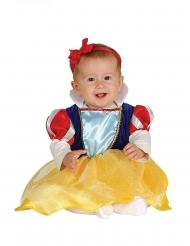 Skovprinsesse kostume baby