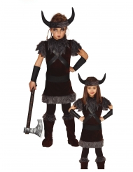 Viking kostume - barn
