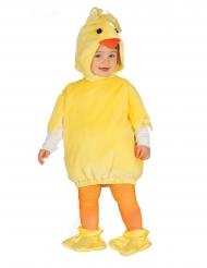 Kyllinge kostume - baby