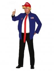 President kostume - mand