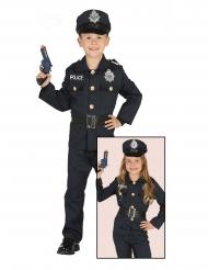 Politi kostume - barn